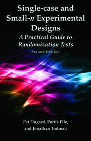 Single-case and Small-n Experimental Designs - 2nd Edition book cover