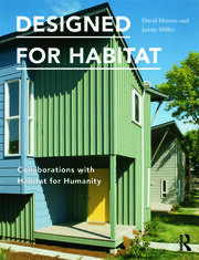 Designed for Habitat - 1st Edition book cover