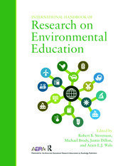 International Handbook of Research on Environmental Education - 1st Edition book cover