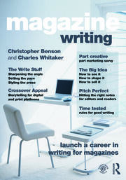 Magazine Writing - 1st Edition book cover