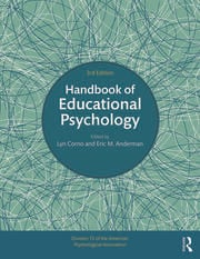 Handbook of Educational Psychology - 3rd Edition book cover