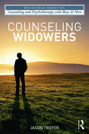 Counseling Widowers - 1st Edition book cover