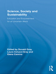 Science, Society and Sustainability - 1st Edition book cover
