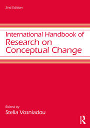 International Handbook of Research on Conceptual Change - 2nd Edition book cover