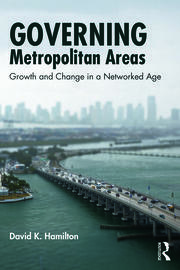 Governing Metropolitan Areas - 2nd Edition book cover