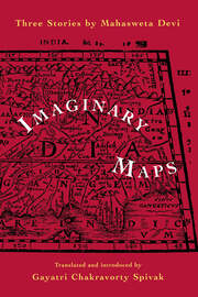 Imaginary Maps - 1st Edition book cover