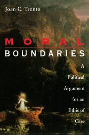 Moral Boundaries - 1st Edition book cover