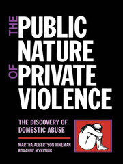 The Public Nature of Private Violence - 1st Edition book cover