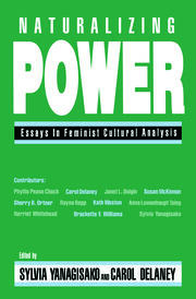 Naturalizing Power - 1st Edition book cover