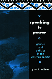 Speaking to Power - 1st Edition book cover
