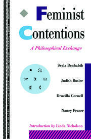 Feminist Contentions - 1st Edition book cover
