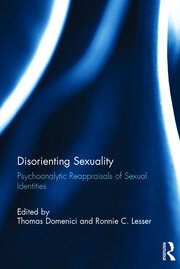 Disorienting Sexuality - 1st Edition book cover
