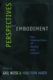 Perspectives on Embodiment - 1st Edition book cover