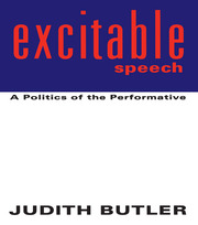 Excitable Speech - 1st Edition book cover
