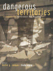 Dangerous Territories - 1st Edition book cover