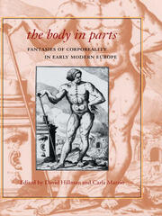 The Body in Parts - 1st Edition book cover