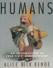 Humans - 1st Edition book cover