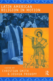 Latin American Religion in Motion - 1st Edition book cover