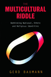 The Multicultural Riddle - 1st Edition book cover