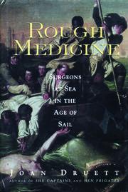 Rough Medicine - 1st Edition book cover