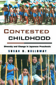 Contested Childhood - 1st Edition book cover