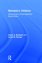 Mandela's Children - 1st Edition book cover