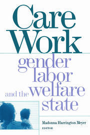 Care Work - 1st Edition book cover