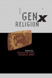 GenX Religion - 1st Edition book cover