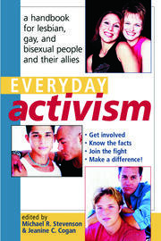 Everyday Activism - 1st Edition book cover