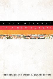 A New Germany in a New Europe - 1st Edition book cover