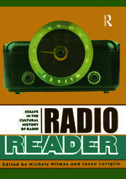 Radio Reader - 1st Edition book cover