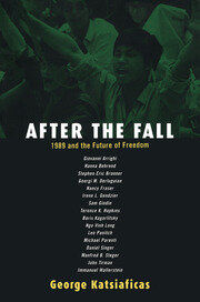 After the Fall - 1st Edition book cover