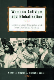 Women's Activism and Globalization - 1st Edition book cover