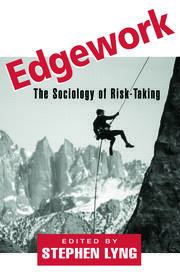 Edgework - 1st Edition book cover
