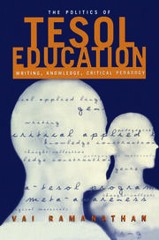 The Politics of TESOL Education - 1st Edition book cover