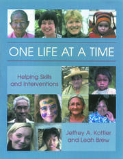 One Life at a Time - 1st Edition book cover