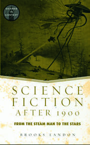Science Fiction After 1900 - 1st Edition book cover