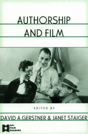 Authorship and Film - 1st Edition book cover