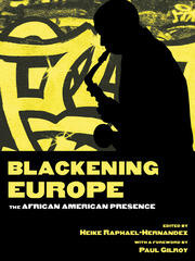 Blackening Europe - 1st Edition book cover