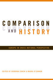 Comparison and History - 1st Edition book cover