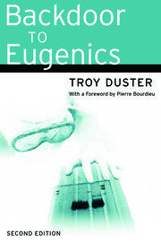 Backdoor to Eugenics - 2nd Edition book cover