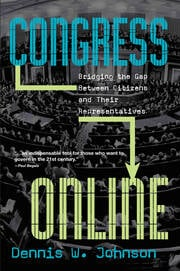 Congress Online - 1st Edition book cover