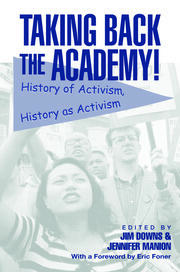 Taking Back the Academy! - 1st Edition book cover