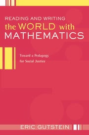 Reading and Writing the World with Mathematics - 1st Edition book cover