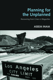Planning for the Unplanned - 1st Edition book cover