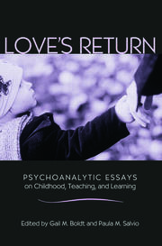 Love's Return - 1st Edition book cover