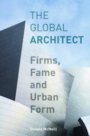 The Global Architect - 1st Edition book cover