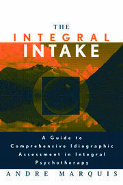 The Integral Intake - 1st Edition book cover