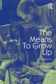 The Means to Grow Up - 1st Edition book cover