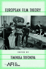 European Film Theory - 1st Edition book cover